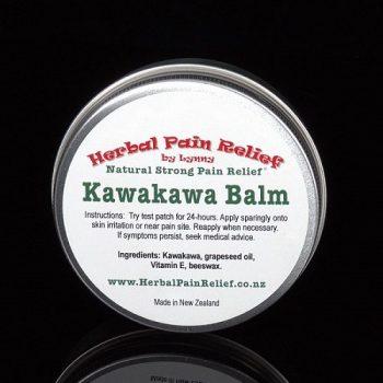 Kawakawa Balm – Skin Issues