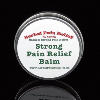 Strong Pain Relief Balm – Chronic Pain