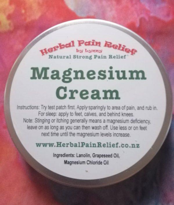 Magnesium-Cream