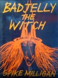 bad jelly the witch book cover.