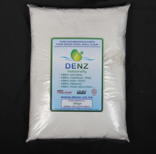 Diatomaceous Earth(DE)