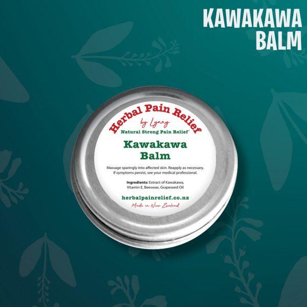 Kawakawa Balm